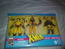 New listing Marvel legends 3 pack x-men wolverine Jean grey Cyclops