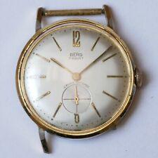 Alte mechanische BERG PARAT 1106 Herren Uhr / Made in Germany / läuft / Vintage