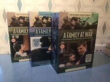 A Family At War - Complete Series 1, 2 & 3 / 3 Box Sets - 22 DVD Discs
