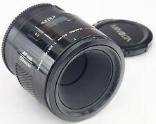 MINOLTA AF Macro 50mm 2.8