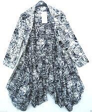 Nouveau D 'Celli Manteau rêve Manteau Veste Coat Manteau Manteo XL 48 50 Look *