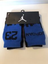 Nike Air Jordan Jumpman Kids Infant Socks 2x Pairs 5-7 Years UK Size 9-11 K