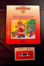 TEDDY RUXPIN BOOK/TAPE TEDDY RUXPIN'S CHRISTMAS WORLDS OF WONDER