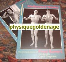 Sale! Hollywood Nudes Fred Kovert vtg male beefcake muscle physique Denfield gay