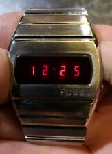 FOSSIL JR7771 LED WATCH