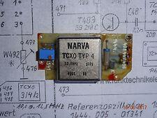 TCXO 10,0 Mhz Typ 4 Narva auf Leiterplatte, geprüft