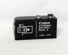 Canon External Battery Pack A 35mm SLR Film Camera RARE Used