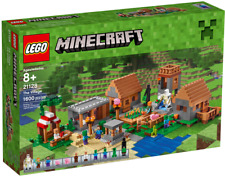 BRAND NEW LEGO MINECRAFT 21128 - The Village - Sealed excellent condition