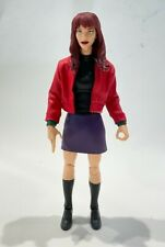 "GS-JK-RED: 1/12 Red Jacket for 6"" female Marvel Legend TBLeague body (No Figure)"
