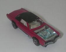Redline Hotwheels Hot Pink 1968 Custom Eldorado oc17695