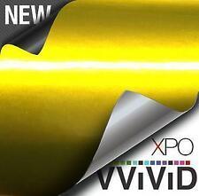 VVivid Vinyl Liquid Metal Series Car Wrap Film (Sample 2.5in x 5in) All Colors