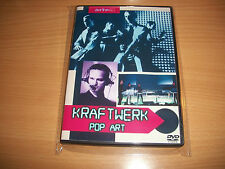 KRAFTWERK - POP ART DVD - AUDIO: ENGLISH FRENCH GERMAN RUSSIAN 2016