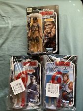 Star Wars Black Series 40th Anniversary Empire Strikes Back Lot of 3 NEW (A)