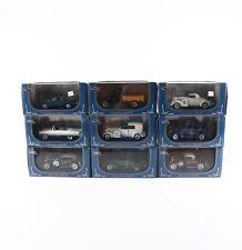 9 Signature Models classic die-cast cars 1:32 Scale
