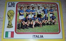 FIGURINA CALCIATORI PANINI 2009/10 ITALIA 1974 726 ALBUM 2010