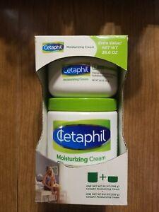 cetaphil moisturizing cream 28.8 Oz Total Two Pack