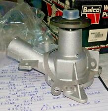 FOR BMW 3 5 SERIES Z1 E28 E30 E34 WATER PUMP QCP2646 BWP2646