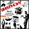 Banksy Wall Sticker Multi-listing Highest Quality Vinyl Home Decor Art Decal UK