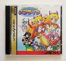 Sega Saturn Twinkle Star sprites Japón usado