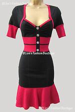 Karen Millen Short Sleeve Wiggle, Pencil Dresses for Women