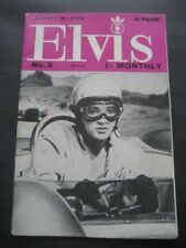 ANTIGUA REVISTA ELVIS PRESLEY Nº5. MAYO 1964