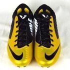 NWB Nike Vapor Speed Low Football Cleats Yellow