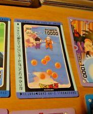 DRAGON BALL Z DBZ PP AMADA PART CARDDASS CARD CARTE 453 MADE IN JAPAN **