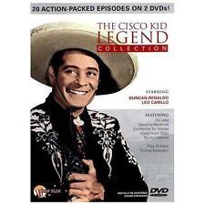 The Cisco Kid Legend Collection (DVD, 2013, 2-Disc Set)