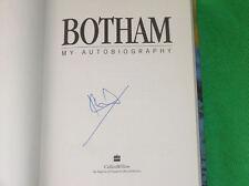 Somerset Angleterre copie signée de ne pas dire Kath autobiographie livre par Ian Botham