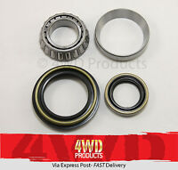 Rear Wheel Bearing kit [PREMIUM] - for Nissan Patrol GQ (88-97) w/Drum Brakes