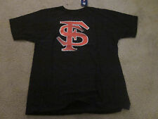 Florida State Seminoles black tee shirt-XL-NWT