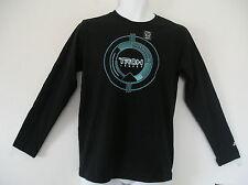 RARE~Adidas TRON LEGACY GID GLOW IN THE DARK wars Tee star T-Shirt~YOUTH size XL