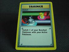 Pokemon Card - SWITCH 95/102 BASE Set - NEAR MINT