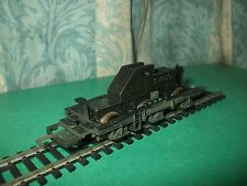 HORNBY CLASS 58 NON POWERED BOGIE ONLY - WEATHERED