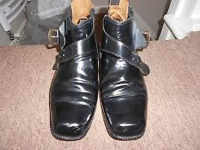 Boots 1980s Vintage Shoes for Men