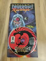 Stellar 7 Deacons Revenge Game for the Panasonic 3do Game with Manual