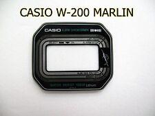 Vintage Glass Casio W-200 Marlin NOS