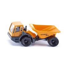 Siku 1486 Bergmann Dumper Yellow/Grey Construction Vehicle (Blister Pack) Model