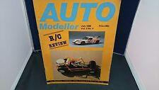 Auto Modeller  Magazine   :  July 1980 : Vol 2  No 4