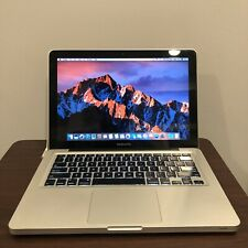 "13.3"" Apple MacBook Pro A1278 Late 2011 8GB RAM 2.4GHz Core i5 500GB HDD"