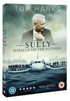 Sully: Miracle On The Hudson DVD (2017) Tom Hanks