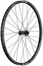 "DT Swiss H 1900 Spline Front Wheel - 29"" 15 x 110mm 6-Bolt Black Ebike"