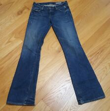 CHIP and PEPPER Womens Jeans 28 x 33 Low Rise Bootcut SORORITY GIRL Distressed