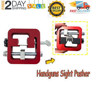 Upgrade Universal Handgun Sight Pusher tool For 1911 Glock Shield sig and Others