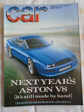 Car Aug 1987 VW Golf GTi vs Peugeot 309 GTi