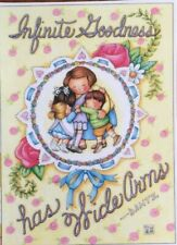 Mary Engelbreit Handmade Magnet-Infinite Goodness Has Wide Arms