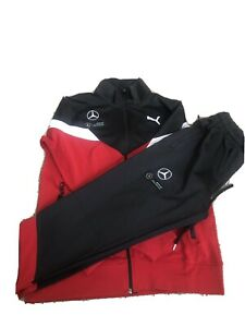 Puma Mercedes Benz Sweatsuit
