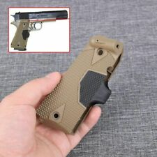 Tactical Handle Red Laser Grips 1911 Airsoft Pistol Handgun Grip Laser Dot Sight