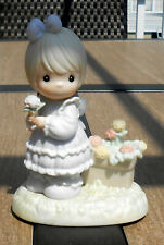 "Precious Moments Figurine - ""So Glad I Picked You As A Friend"""