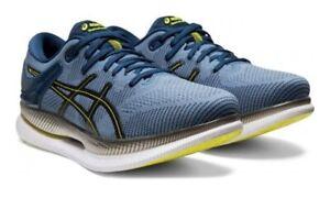 Asics MetaRide Men's Running Shoes, US 10 Grey Floss/ Black 1011A142-400